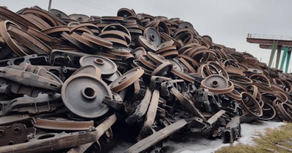 Продаж металобрухту державними підприємствами через Прозорро.Продажі